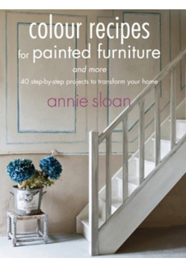 Colour Recipes for painted furniture