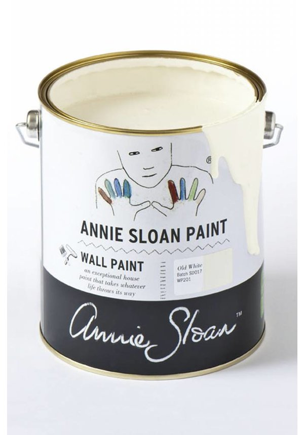 Annie Sloan Wall Paint- Old White