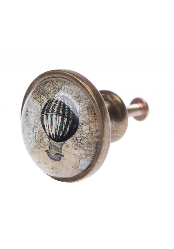 Knobs Metall Montgolfier