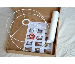 DIY Individuelle Lampenschirme Ø30cm