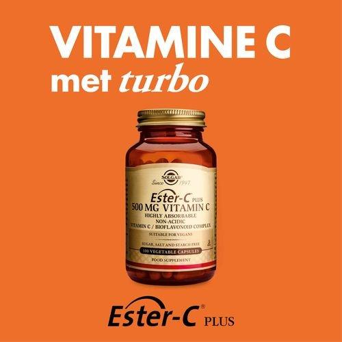 Vitamine C met turbo