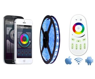AppLamp Wifi kit + Full Color LED strip