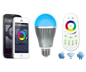AppLamp Wifi kit + Full Color RGB 9W LED bulb