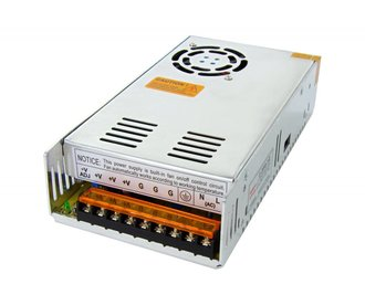 Switching Power supply 12V DC - 350W - 29A