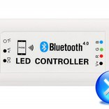 LED Magical Bluetooth RGB LED controller with APP (V2)