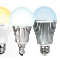Dual White LED Bulbs