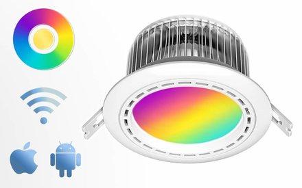 LED Spots RGBW Color + White