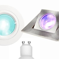 GU10 LED Spot recessed fixtures