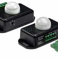 PIR motion sensor LED