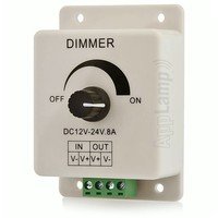 LED DC dimmer & LED time controller