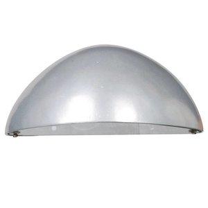 Torimba wandlamp zilvergrijs