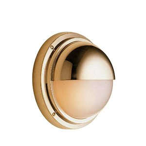 Outlight Maritieme wandlamp Bull Eye Half 24 La. 2225LT helder