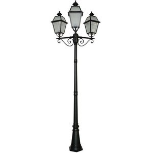 Perlino staande lamp Mat 250cm exclusive