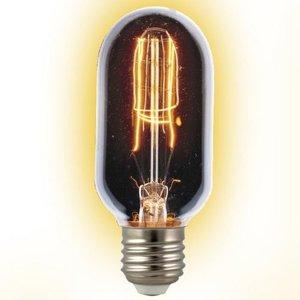 E27 Decoratieve kooldraad lamp