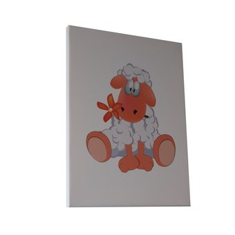 Merk 1 Childrensroom paintings 1