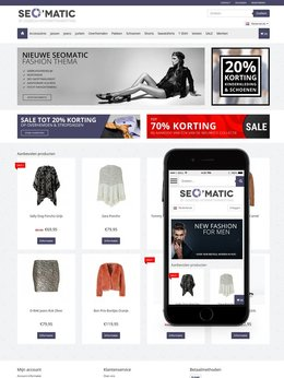 SEOMatic Responsive Fashion