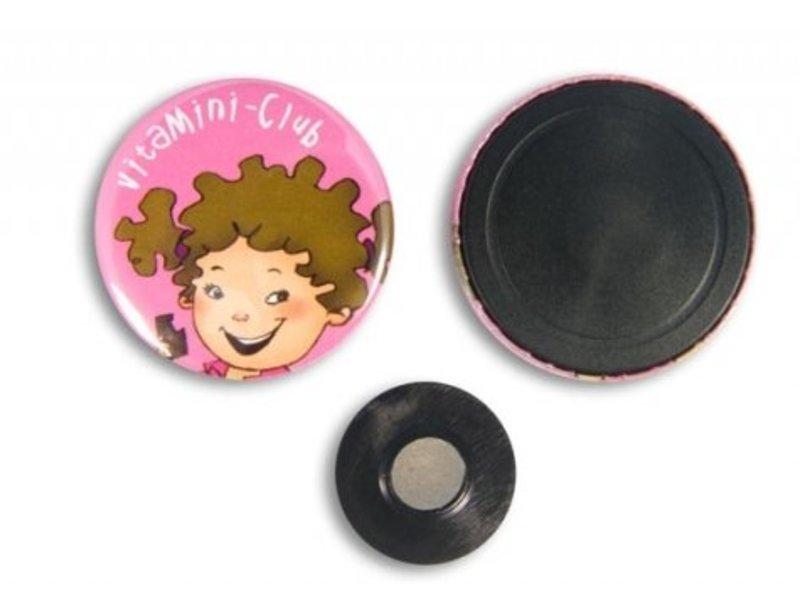 37mm Kledingmagneet button