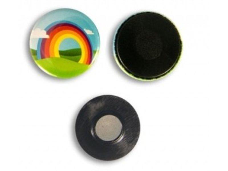 Kledingmagneet 25 mm  vanaf