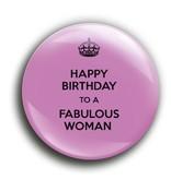 Fabulous Woman