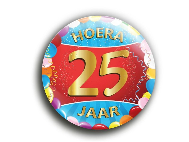 Jubileum Button