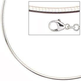 Silberhalsreif  2,8 mm