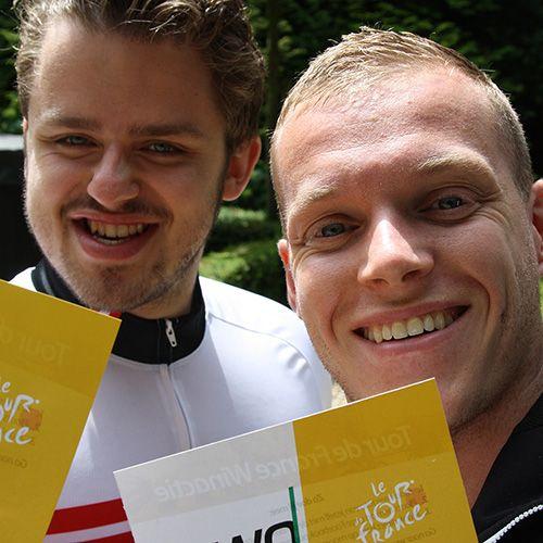 Tour de France - Winactie
