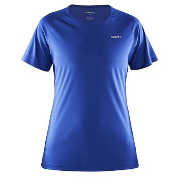 Craft Prime Run Tee dames blauw