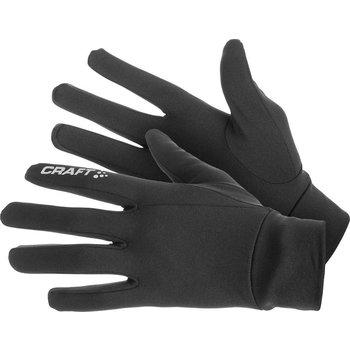Craft Thermal Run Glove zwart
