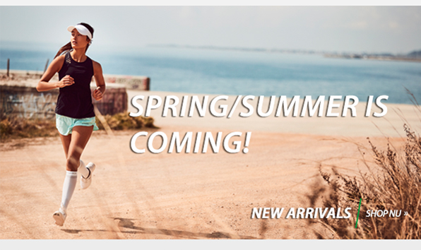 spring / summer new arrivals