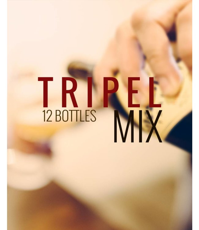 Triple Mix - 12 flessen