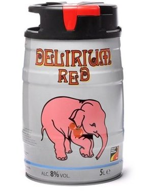 Delirium Red Keg 5L