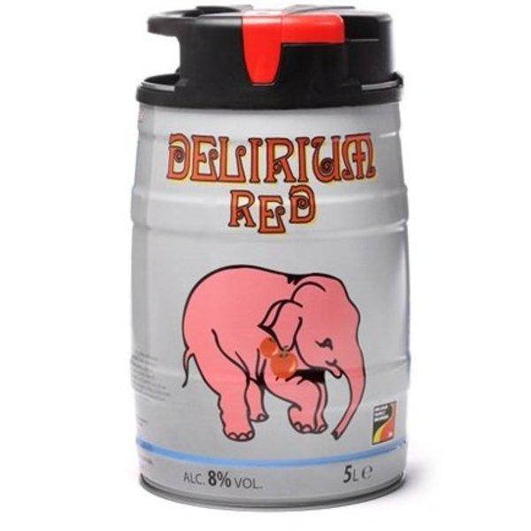 Brouwerij Huyghe Delirium Red Keg 5L