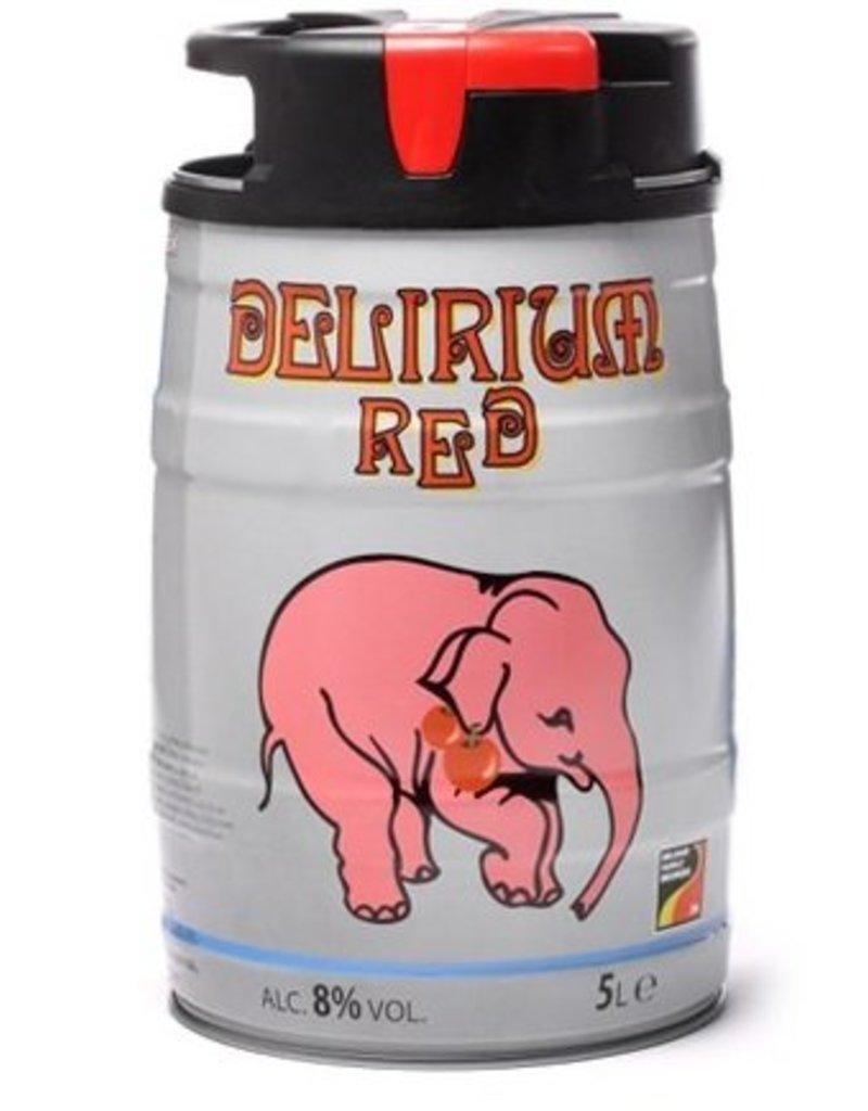 Delirium Red Keg 5L