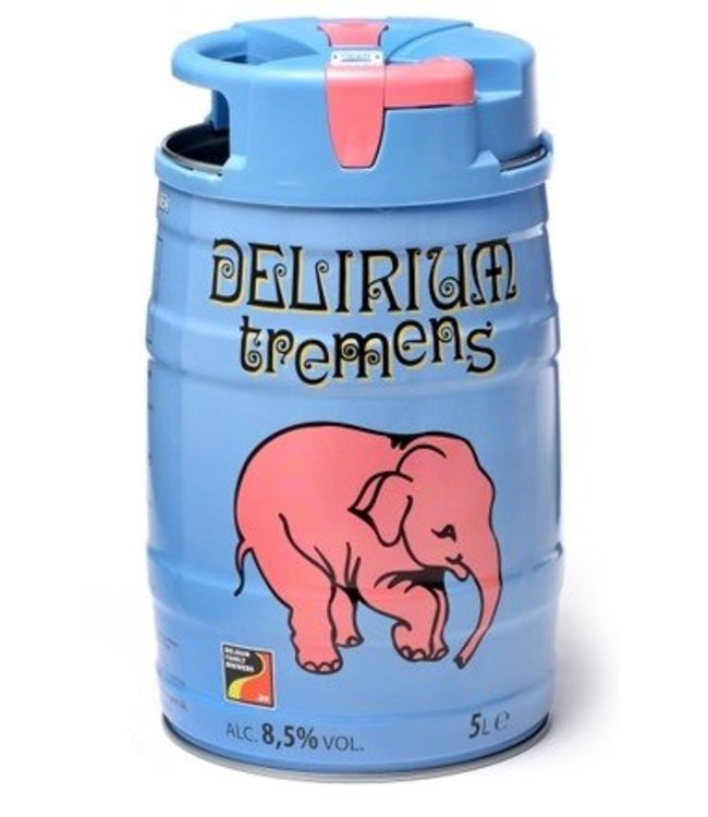 Brouwerij Huyghe Delirium Tremens Fût 5L