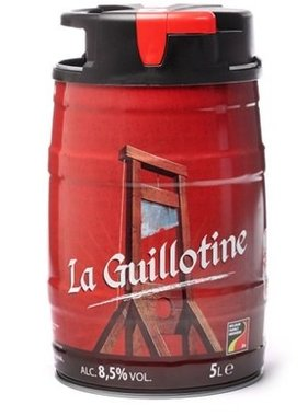 La Guillotine Keg 5L