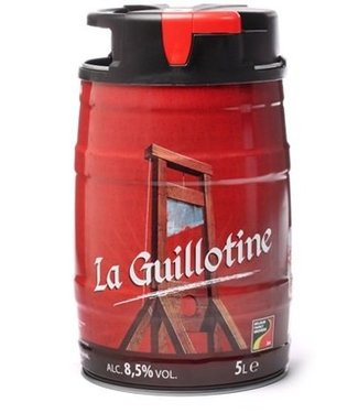 Brouwerij Huyghe La Guillotine Keg 5L