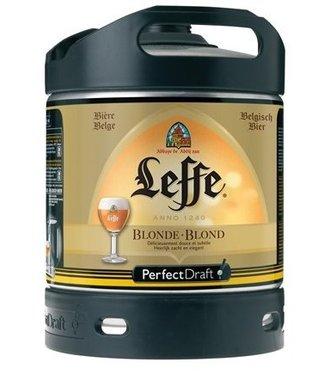 Brouwerij AB Inbev Leffe Blonde Keg 6L