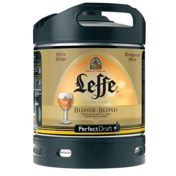 Brouwerij AB Inbev Leffe Blond Keg 6L