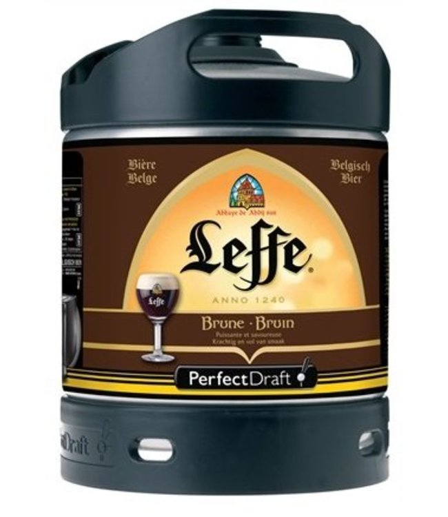 Brouwerij AB Inbev Leffe Brune Vat 6L