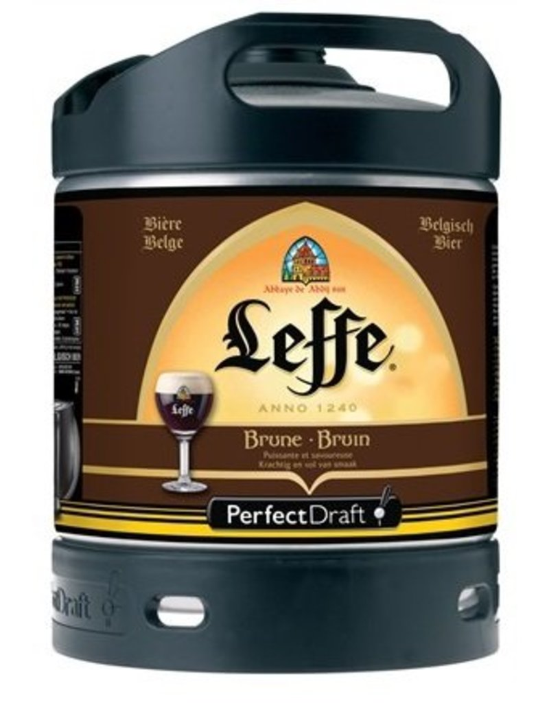 Leffe Brown Keg 6L