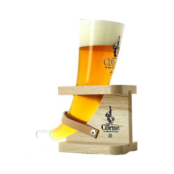 Belgium Beer Glass Stand
