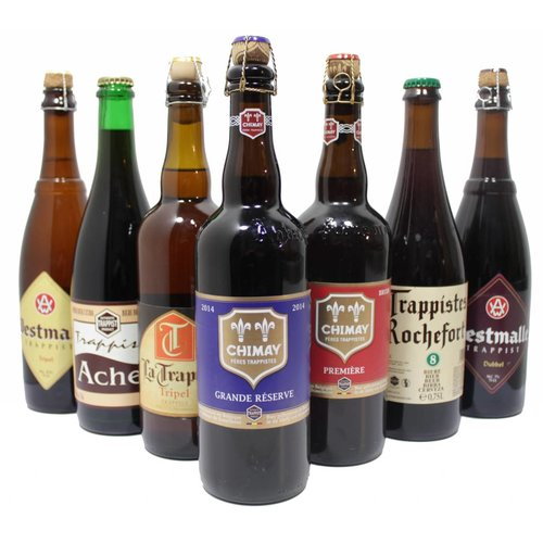 Trappist Big Bottle Selection