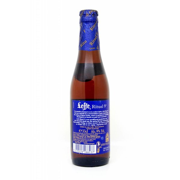 Brouwerij AB Inbev Leffe 9° 33cl