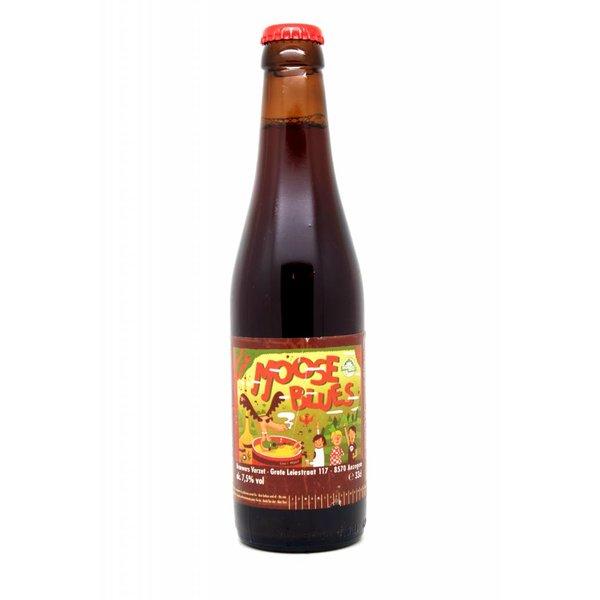 Brouwerij 't Verzet Moose Blues 33cl
