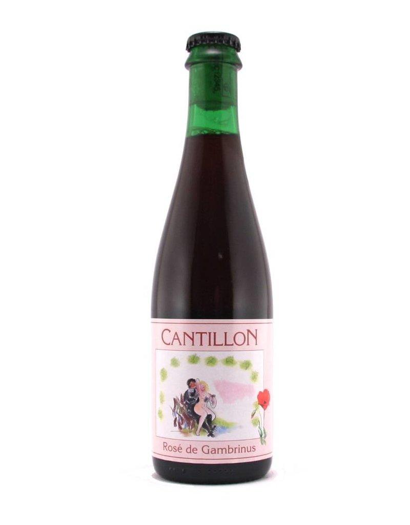 Brasserie Cantillon Cantillon Rose Gambrinus 37.5cl