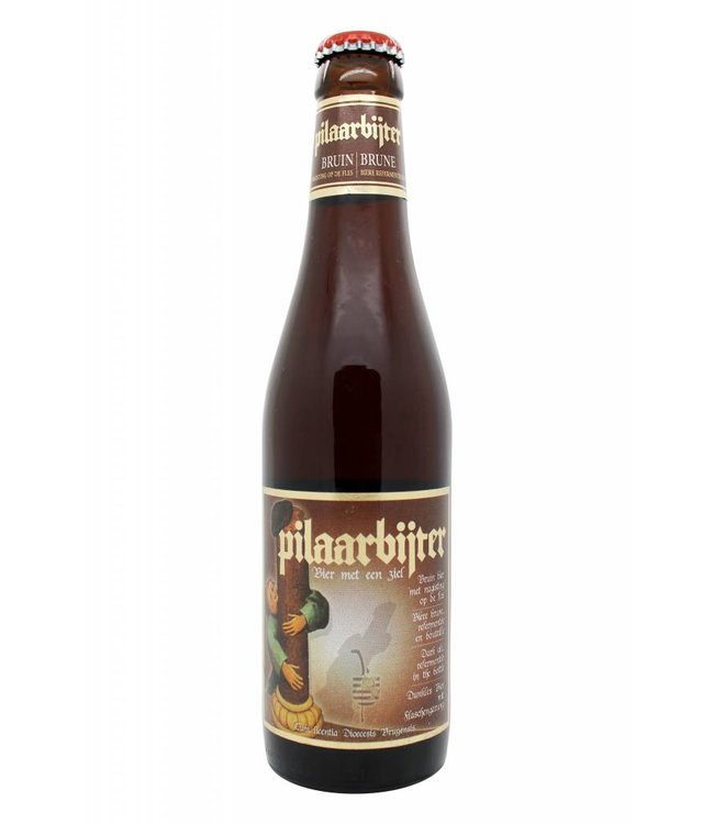Brouwerij De Brabandere Pilaarbijter Bruin 33cl