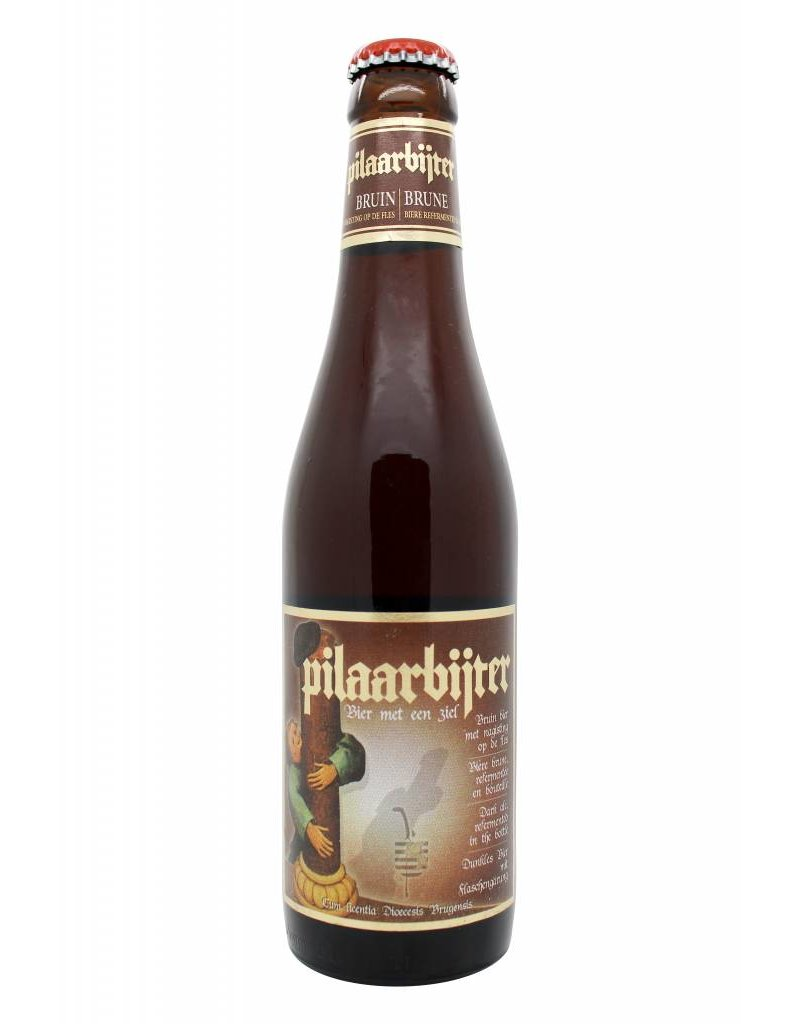 Brouwerij Bavik Pilaarbijter Bruin 33cl