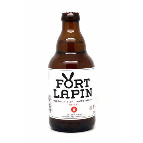 Brouwerij Fort Lapin Fort Lapin Triple 33cl