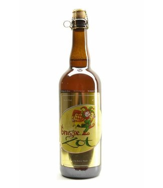 Brouwerij De Halve Maan Brugse Zot Blonde 75cl
