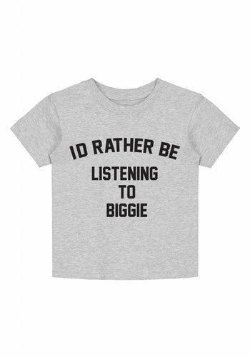 LISTENING TO BIGGIE